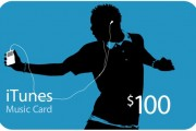 Apple iTunes $100 Gift Card US